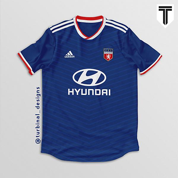 Olympique Lyonnais Away Concept Kit