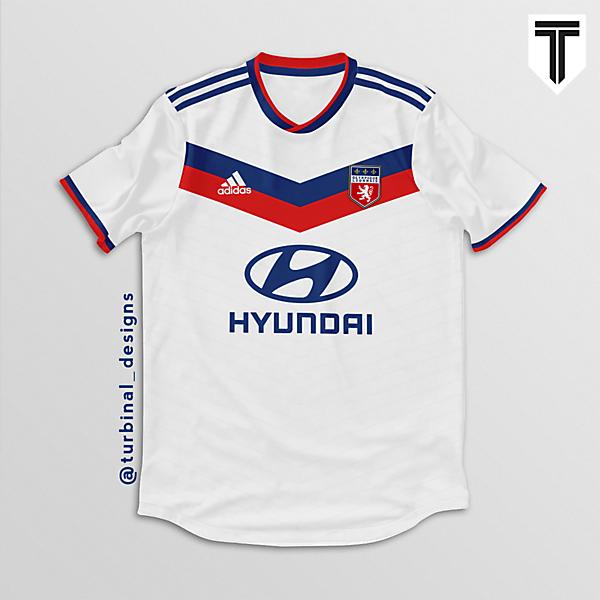 Olympique Lyonnais Home Concept Kit