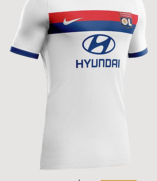 Olympique Lyonnais x Nike