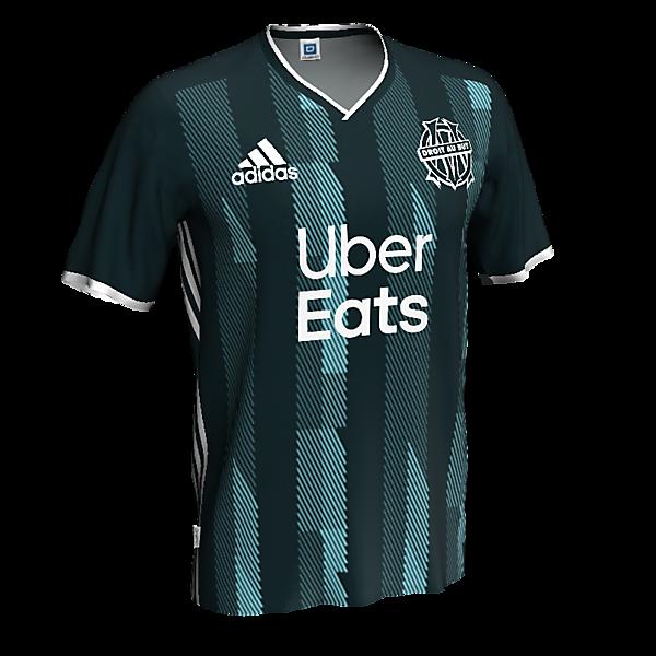 Olympique Marseille - away
