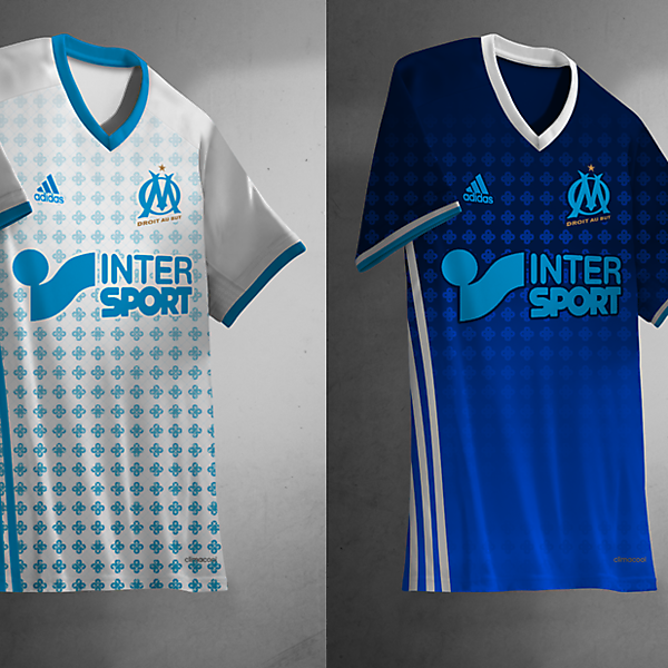 Olympique Marseille 16/17 Fantasy Kits