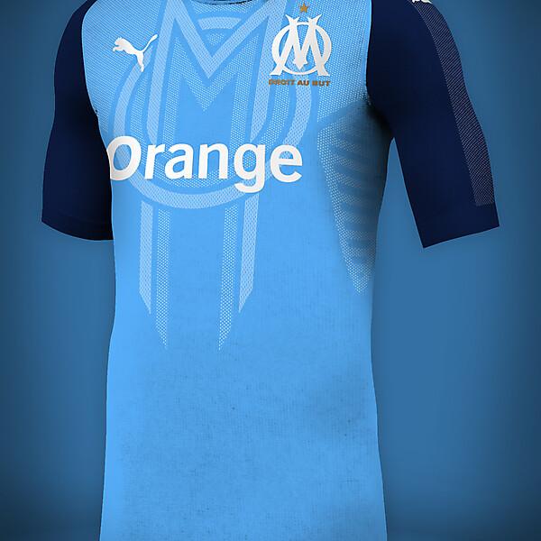 Olympique Marseille 2018 Puma