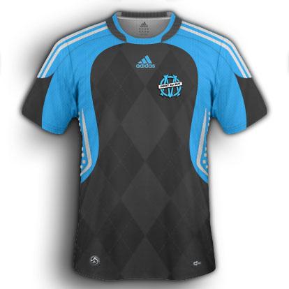 Olympique Marseille Training