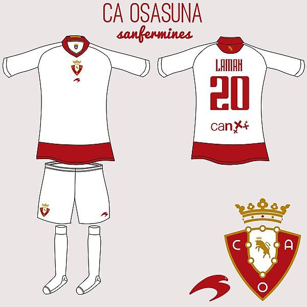 Osasuna Astore Fantasy Away