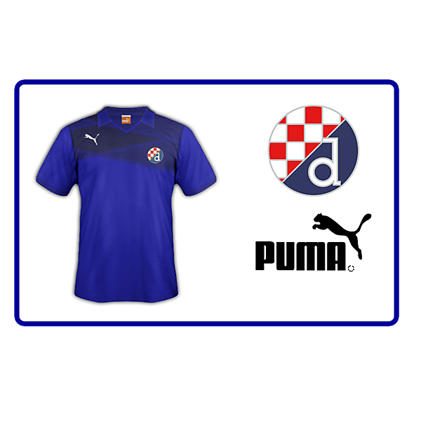 GNK Dinamo Fantasy kit
