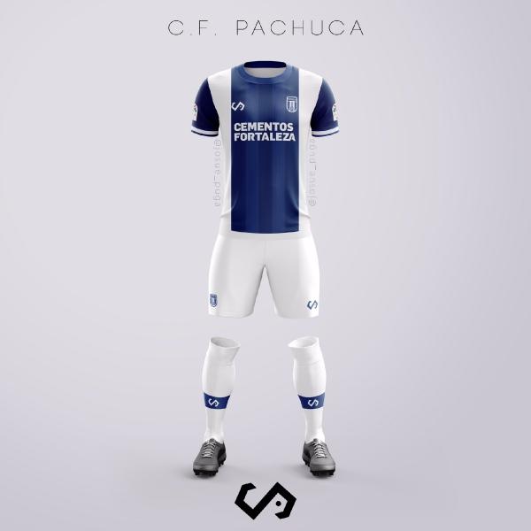 Pachuca Kit