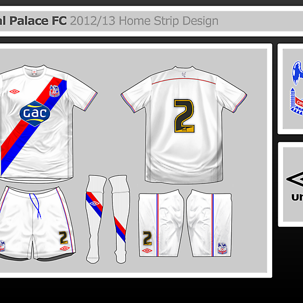 Crystal Palace Home Design