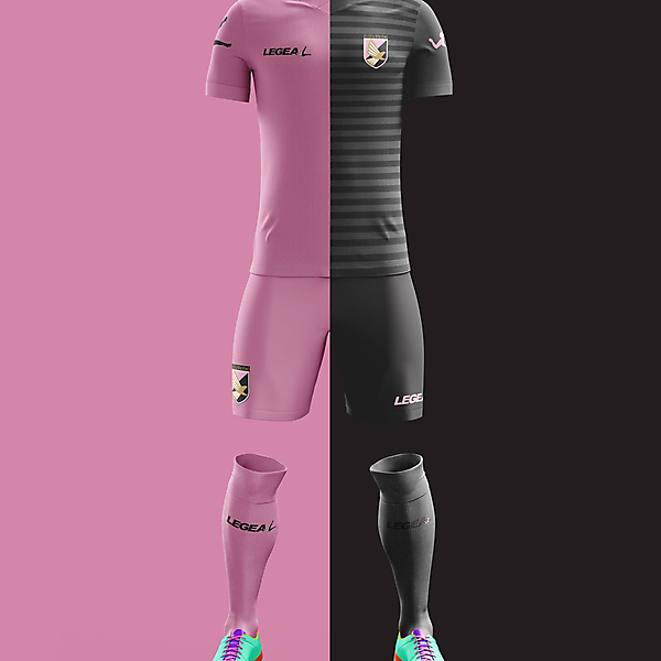 Palermo - Fantasy kit