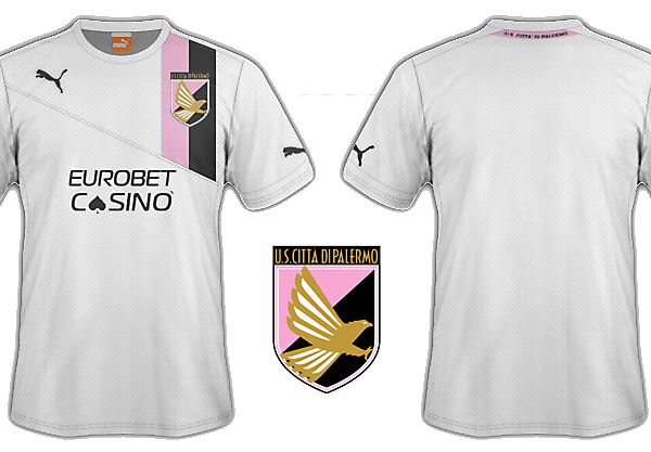 Palermo kit 2012