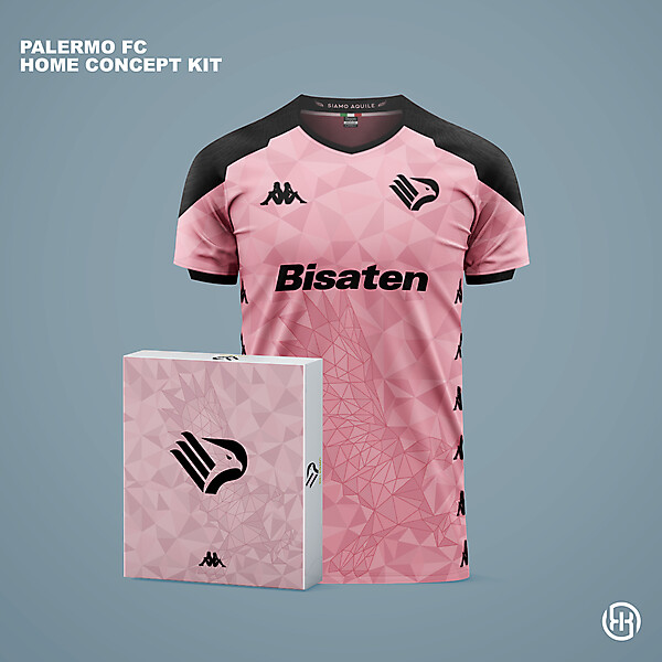 Palermo FC | Home kit concept