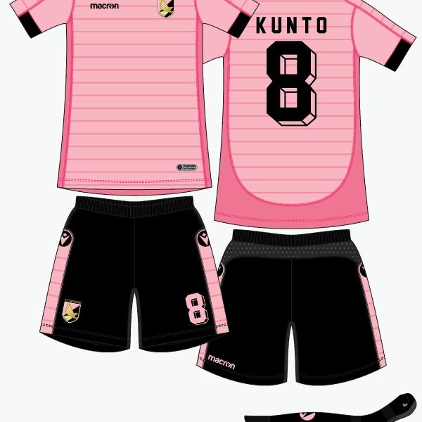 Palermo home kit by @kunkuntoto