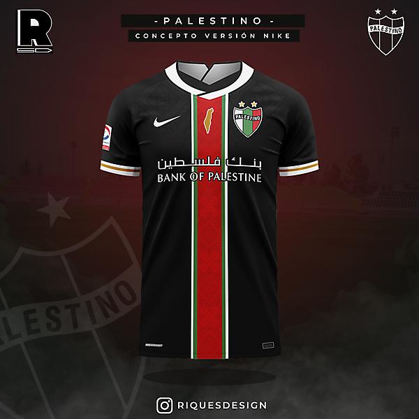 Palestino - Concepto Nike Visita