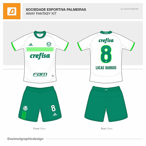 Palmeiras / Away Fanstasy Kit