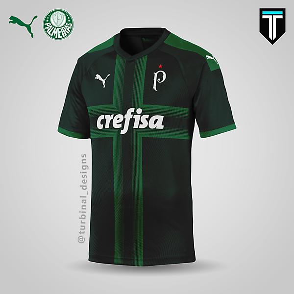 Palmeiras x Puma - Third Kit Concept