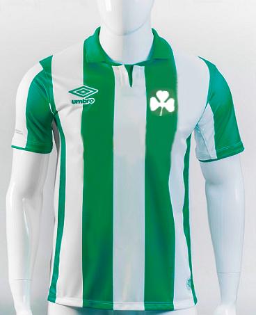 Panathinaikos kit 2015-2016