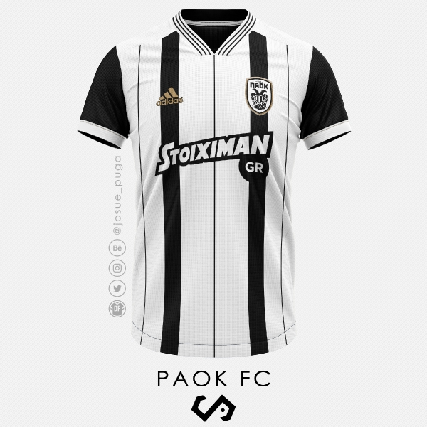 Paok FC Home Kit