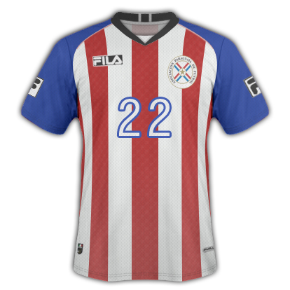 World Cup 2010 - Paraguay