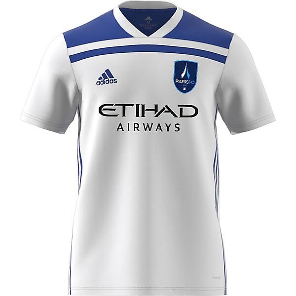 Paris FC - Away kit ⚡