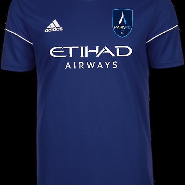 Paris FC - Home kit