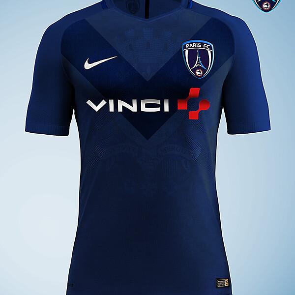 Paris FC - Nike Home