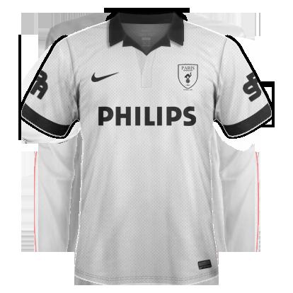 Paris Metropolitain Football Club Away_1