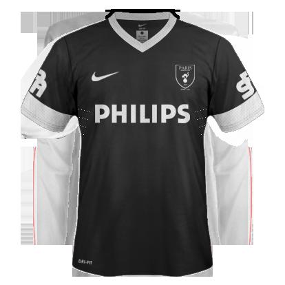 Paris Metropolitain Football Club Home_1