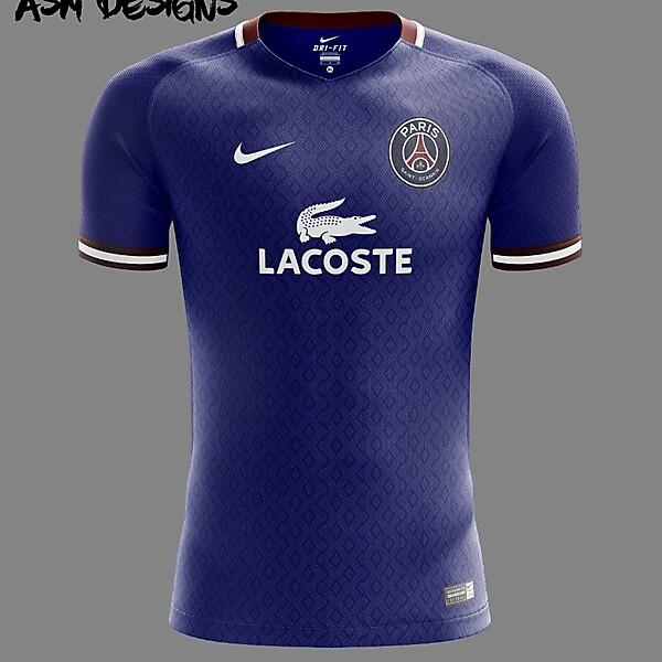 Paris Saint-Germain F.C Nike 2018 Home Kit