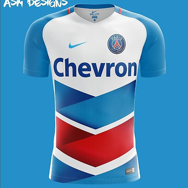 Paris Saint-Germain X Chevron