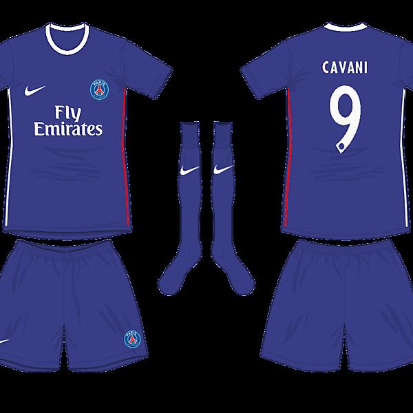Paris Saint Germain Home Kit