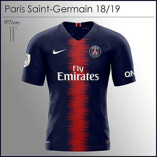 Paris SG 18/19