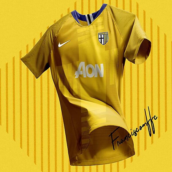 Parma Calcio (Concept Kit Nike)