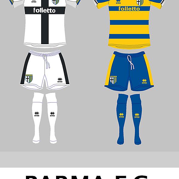 Parma F.C.-Errea