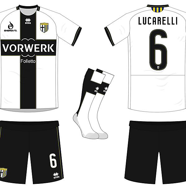 Parma F.C. Home Kit