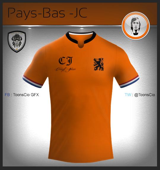 Pays-Bas // Johan Cruyff