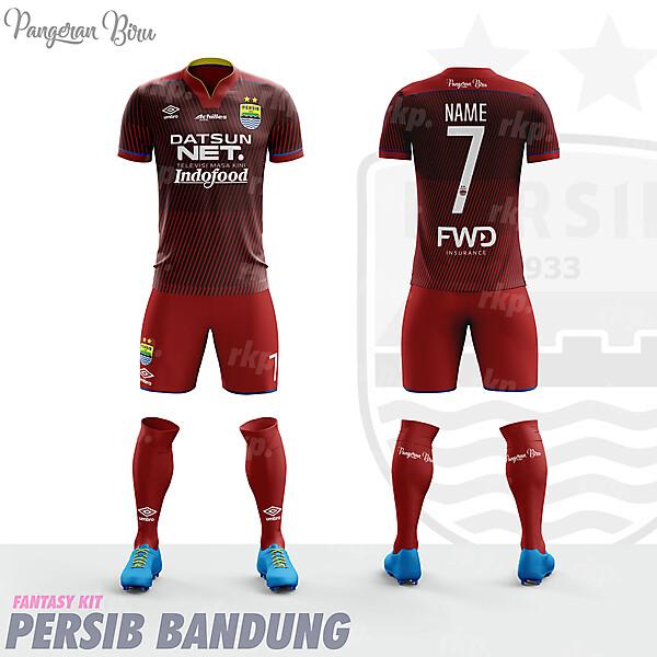 Persib Bandung 3rd Fantasy Kit