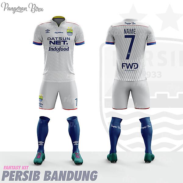 Persib Bandung Away Fantasy Kit