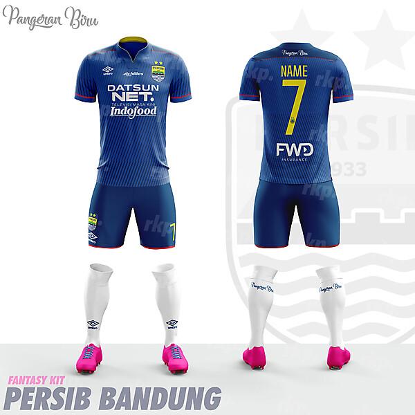 Persib Bandung Home Fantasy Kit