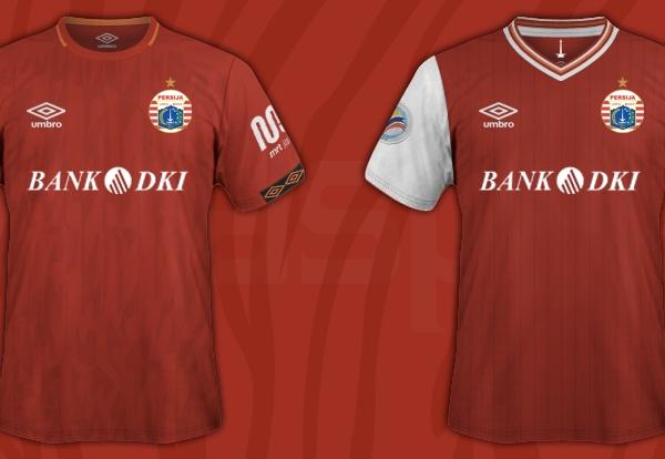 Persija Jakarta 2019 Home Kit