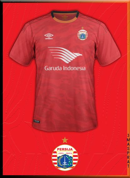 Persija Jakarta Concept Kit