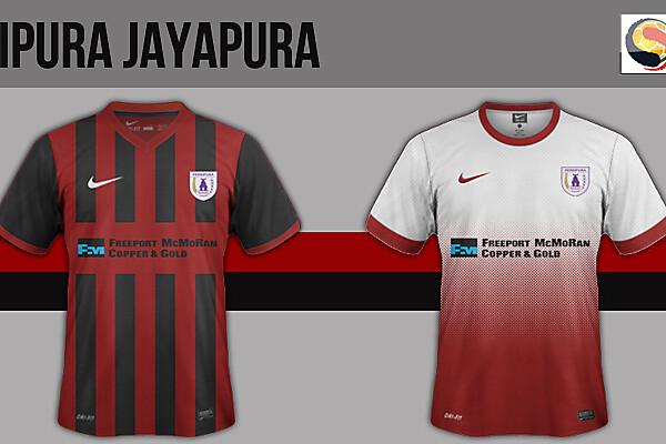 Persipura Jayapura Nike