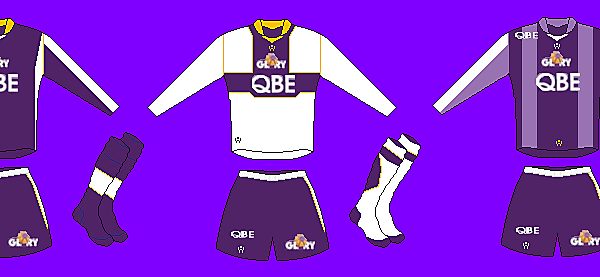 Perth Glory Kits