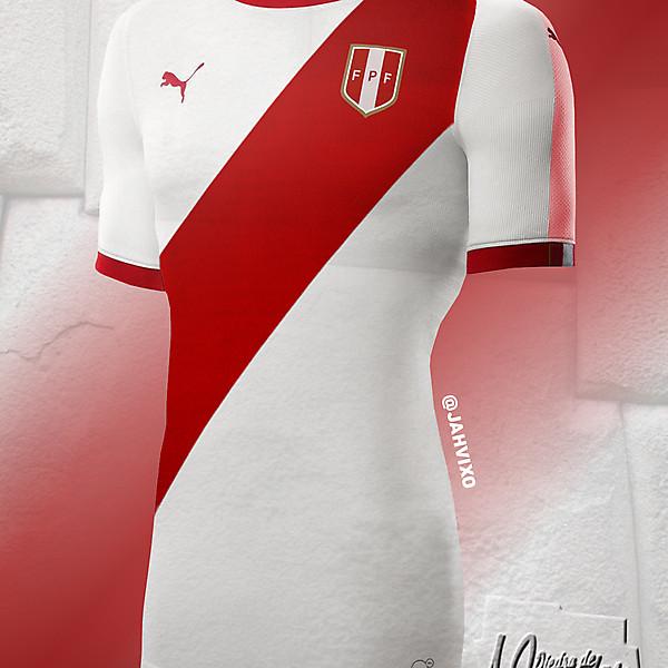 Perú Home jersey - Puma
