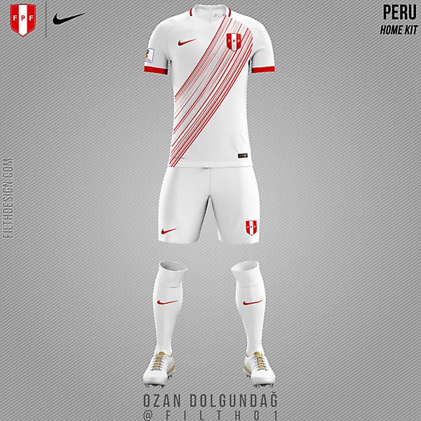 Peru x Nike | Home