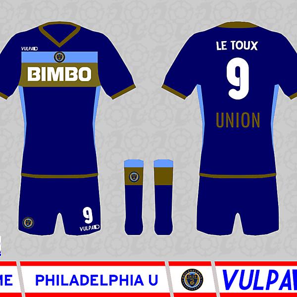 Philadelphia Union Home
