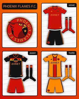 Phoenix Flames F. C.