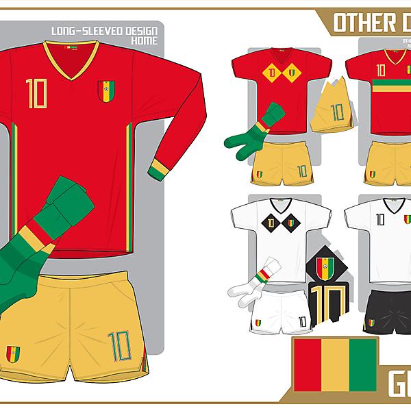 Guinea Kits