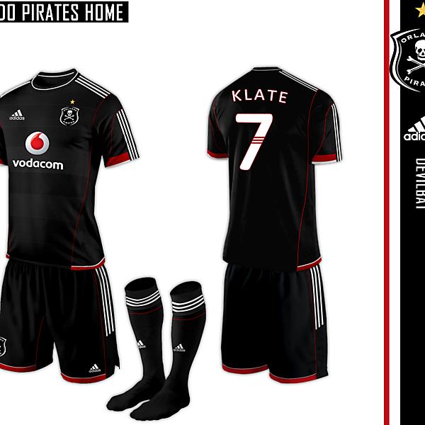 Orlando Pirates Home Adidas