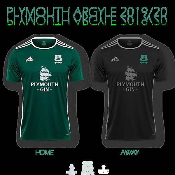 Plymouth Argyle 2019/20