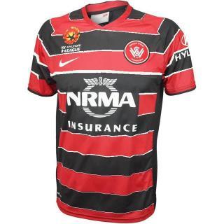 Western Sydney Wanderers fantasy Home 2013/14