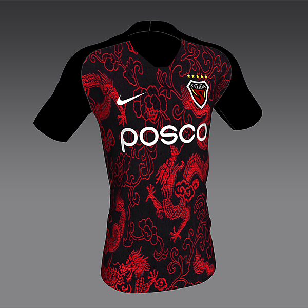 Pohang Steelers - Special kit